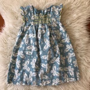 Mini Boden cotton butterfly 🦋 dress